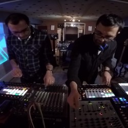simon and diamond london music producer lean on mashup